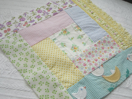Free Quilt Patterns for Kids - Page 1 - Free-Quilting.com