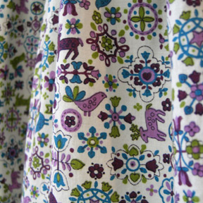Vintage Fabric Dress « thelongthread.com