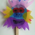 lion-puppet