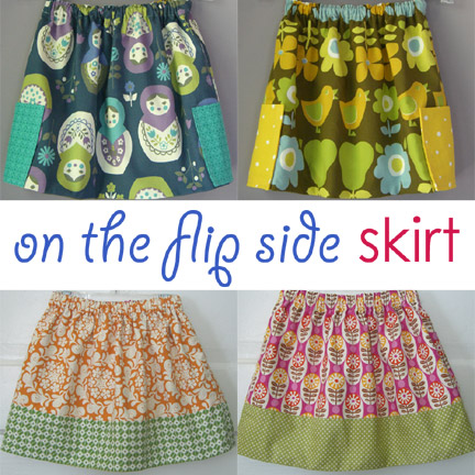 Make a Simple Drawstring Skirt - DIY Fashion