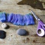 felted-wool-rocks