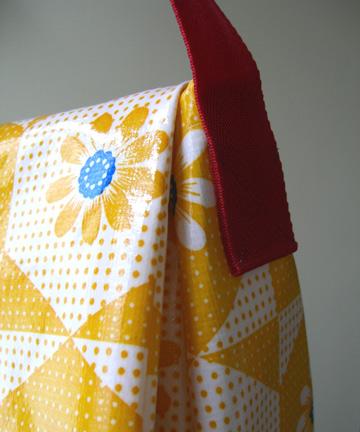 Oilcloth Crafts: Lunch Bags - Martha Stewart Kids' Crafts