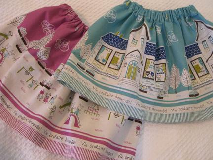 kokka-skirts