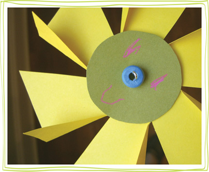 smiley-face-pinwheel1. Check out my flower pinwheels craft with printable
