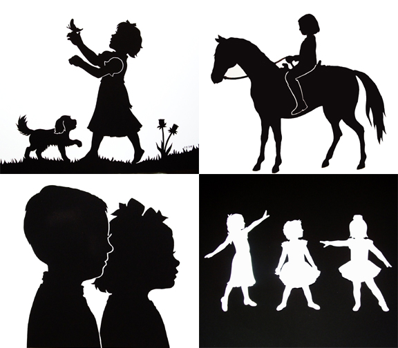 silhouettes-by-carolin
