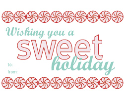 sweet-holiday-label