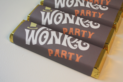 Wonka Party! – the long thread