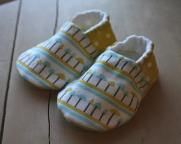 Free Slipper Sewing Patterns and Ideas - About