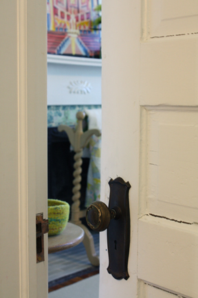 sewing-room-door