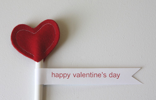 Handmade Cards For Valentines Day. valentine#39;s-day-pencil-topp