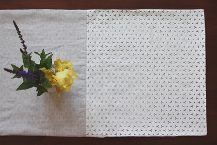Reversible Table Runner « thelongthread.