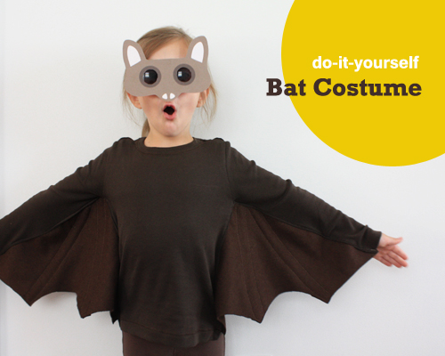 diy bat costume. Black Bedroom Furniture Sets. Home Design Ideas