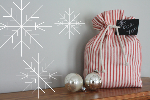 Sewing Ideas for Christmas #FatQuarters #Christmas
