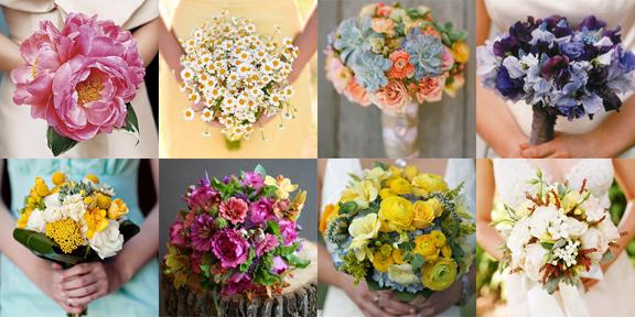 Wedding Flowers martha stewart weddings easy flower bouquets