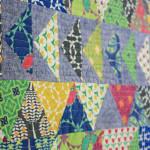 Folk Modern  Quilt 22