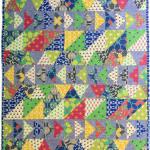 Folk Modern Quilt Small2