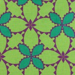 Folk-Modern-Sawtooth-Flowers-Green