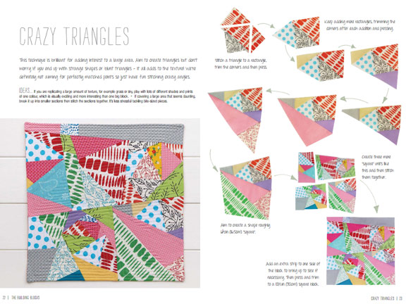 crazy-triangles-technique
