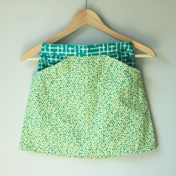 Alder Skirt by Rachael Gander
