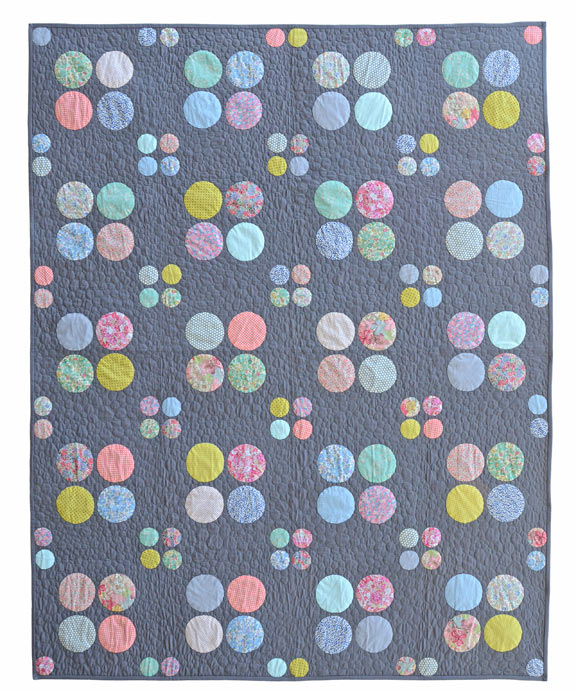 Cluster-Dots-Quilt