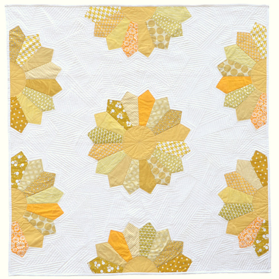 Dresden-Flower-Quilt