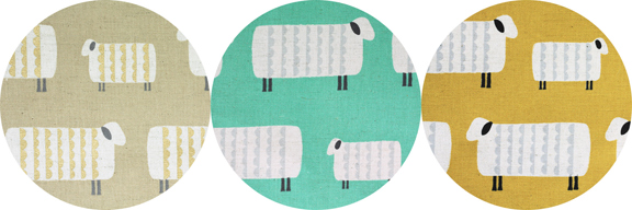 sheep-fabric