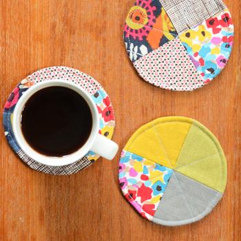 Quarter-Circle-Coasters