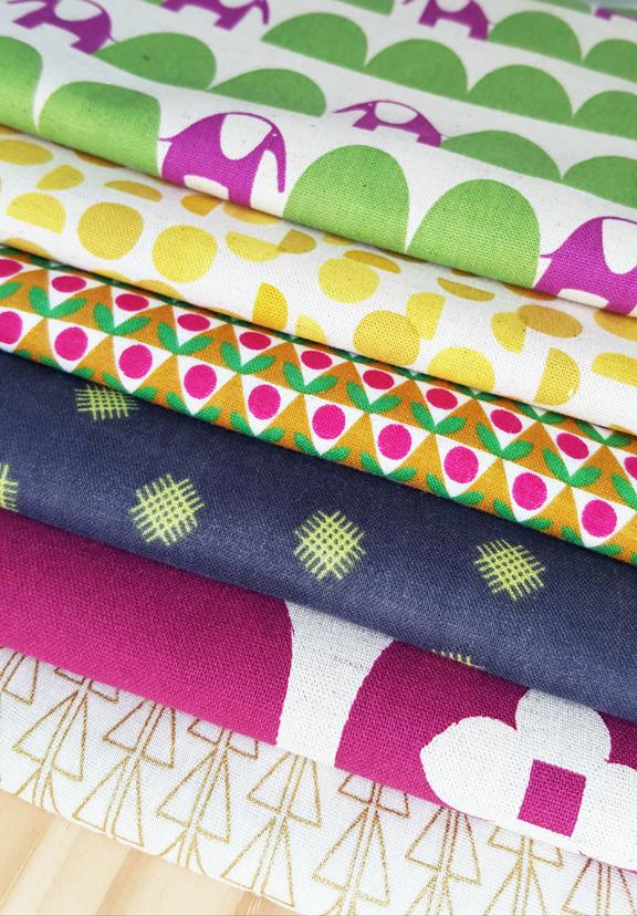 free fabric friday