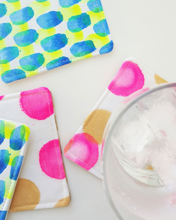 Painted-Coasters